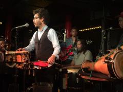 Dele Sosimi and CubaAfrobeat, London Latin Jazz Fest 2017