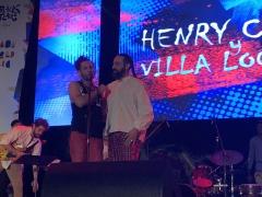 Henry Cole y Villa Locura con Alain Pérez